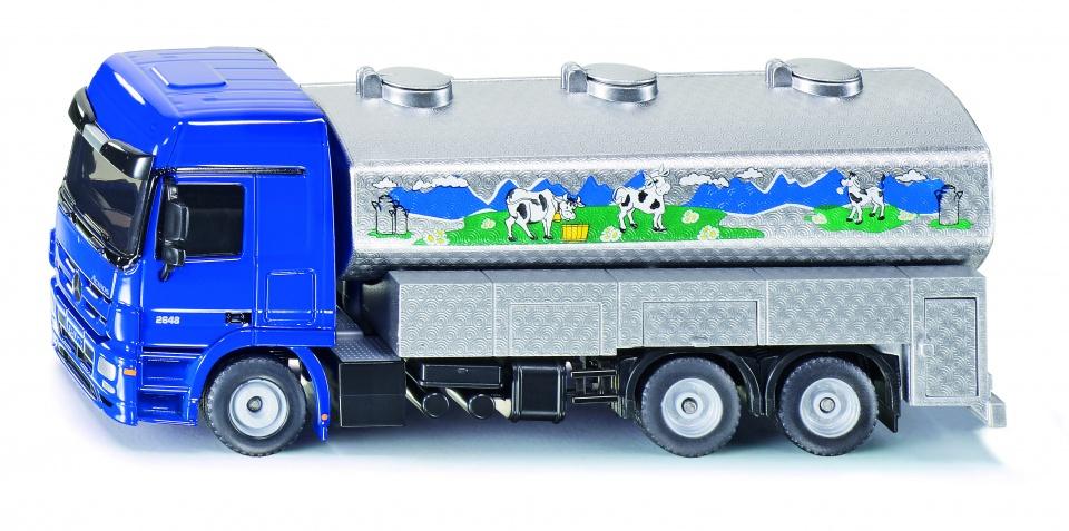 Siku Melk verzamelwagen