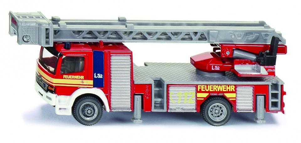1841 Siku Brandweer Ladderwagen