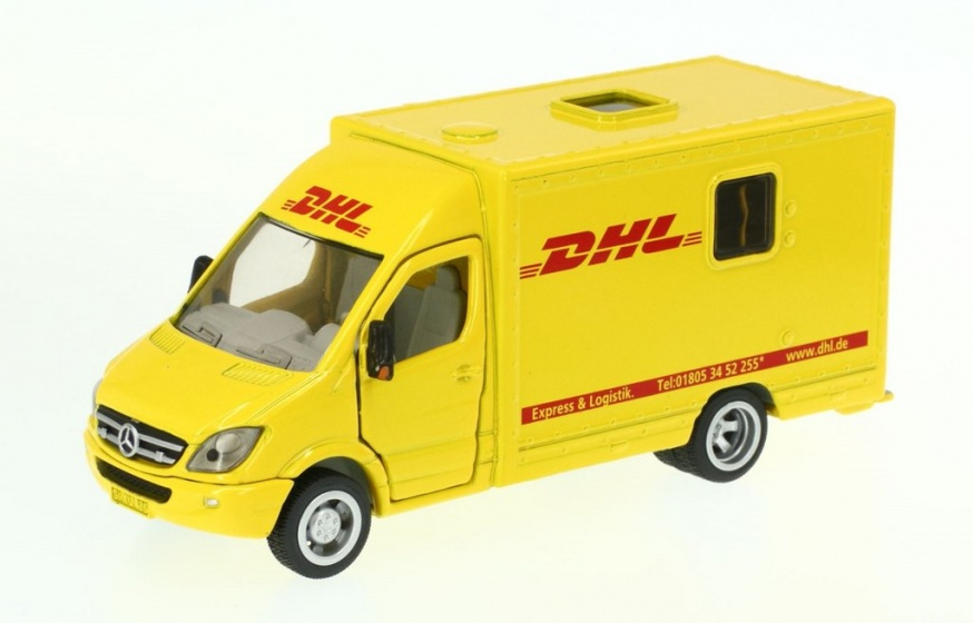 Siku Mercedes Sprinter Postauto DHL (1936)