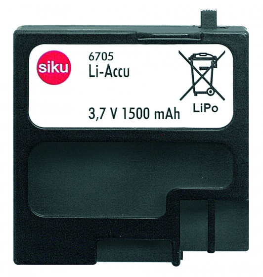 SIKU CONTROL Power-Akku