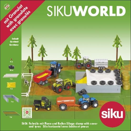 Siku Sikuworld boerderijset (5606)