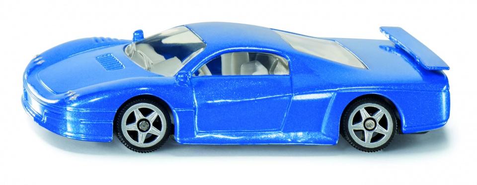 Siku sportwagen blauw (0875)