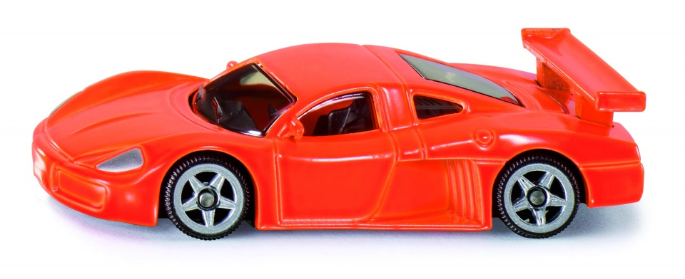 Siku sportwagen oranje (0866)