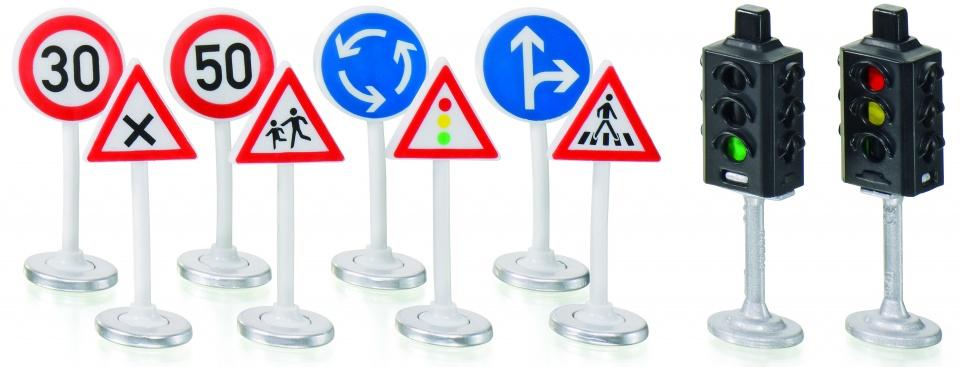 Siku Verkeerslichten met toebehoren (5597)