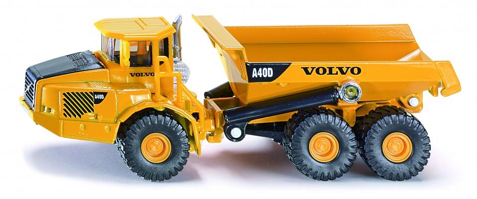 Siku Volvo dumper