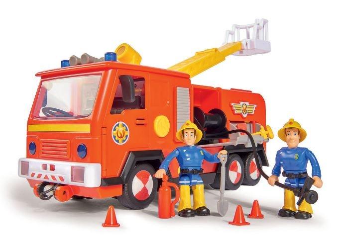 Brandweerman Sam brandweerwagen Jupiter 2.0 28 cm