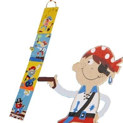 Simply for Kids Meetlat Piraat
