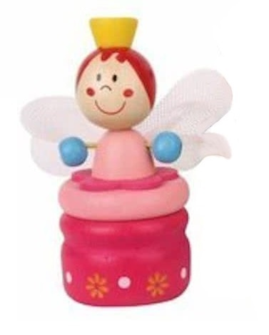 Simply for Kids melktanddoosje junior roze 9 x 4 cm