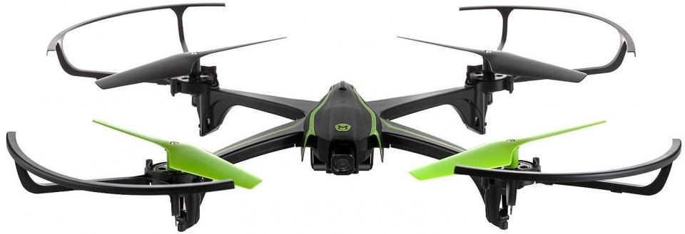 Sky Viper V2450HD quadcopter met FPV bril 33,5 x 33,5 cm zwart-groen