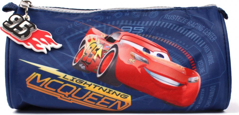 Slammer Disney Cars 3 etui donkerblauw