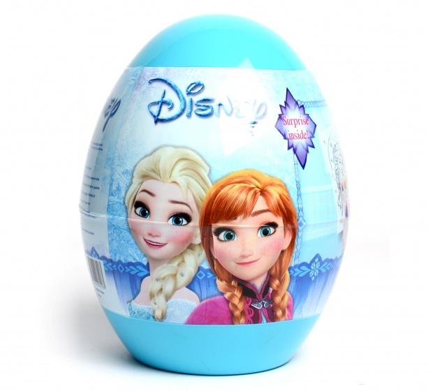 Slammer Disney Frozen verrassingsei meisjes blauw 7,5 x 5 cm