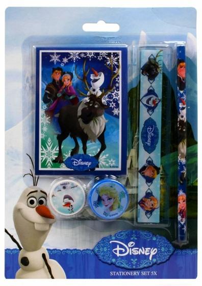 Disney Frozen Bureauset, 5dlg.