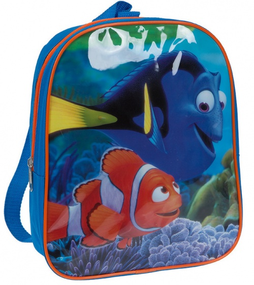 Slammer rugzak Finding Dory 4 liter blauw