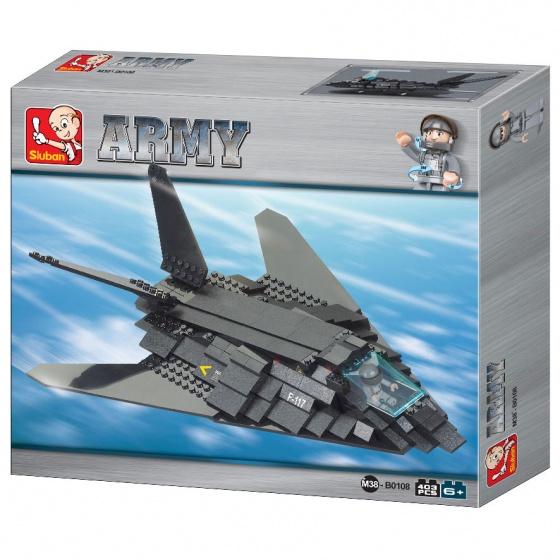 Sluban Army: bommenwerper (M38 B0108)