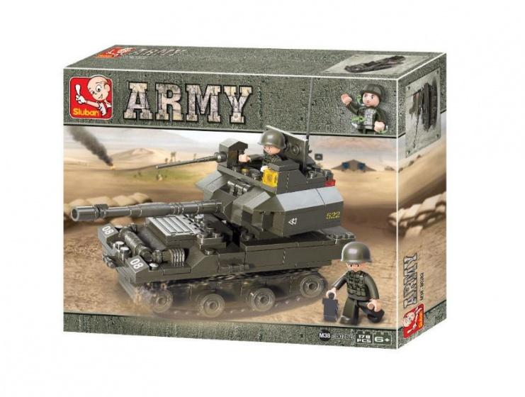 Sluban T90 Tank Stuk