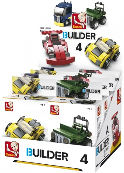Bouwstenen Builder