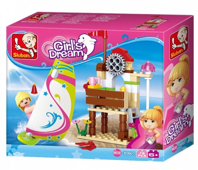 Bouwstenen Girl's Dream