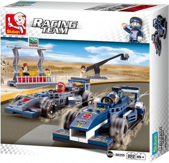 Sluban M38-B0355 F1 Grand Prix 300-delig