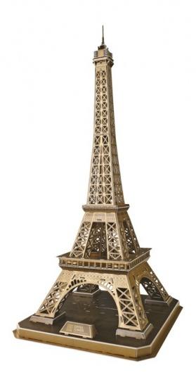 Small Foot 3D Puzzel Eiffel Toren Groot 82 Delig