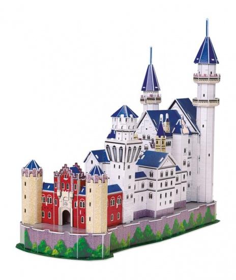 Small Foot 3D puzzel slot Neuschwanstein 109 delig