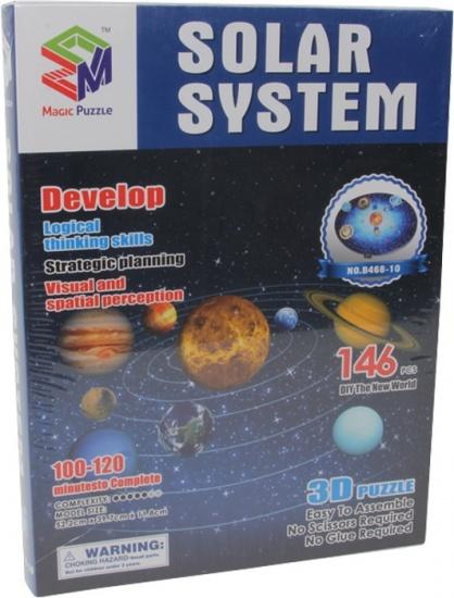 Small Foot 3D Puzzel Universum 146 Delig