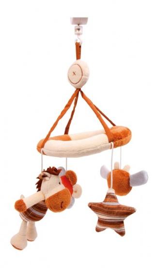 Small Foot Baby Mobiel Muziek 55 cm