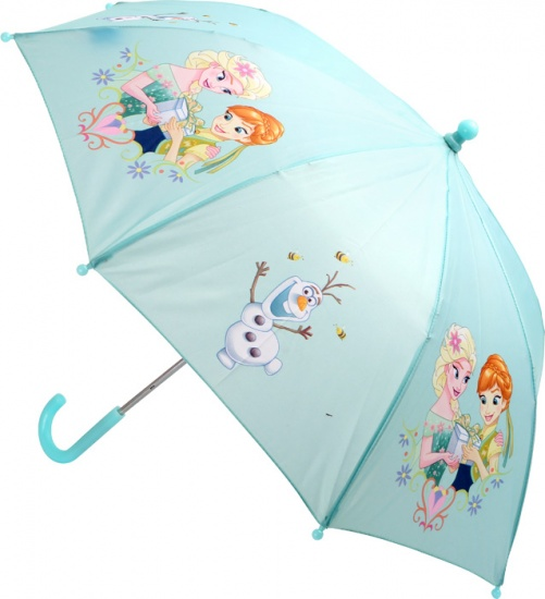 Small Foot Frozen paraplu Elsa en Anna meisjes blauw 68 cm