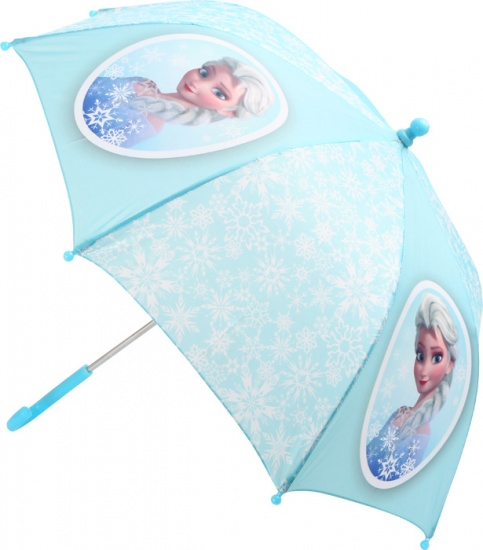 Small Foot Frozen paraplu Elsa meisjes blauw 68 cm
