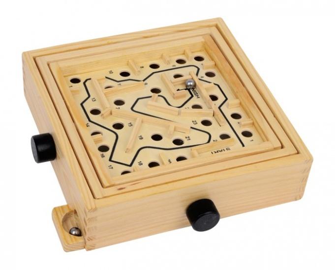 Small Foot houten doolhof 21 cm