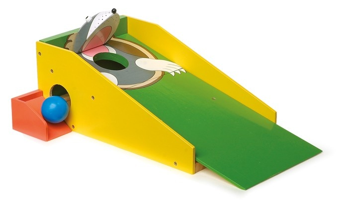 Small Foot Houten Midgetgolfset MOL 46 X 26 X 15 cm