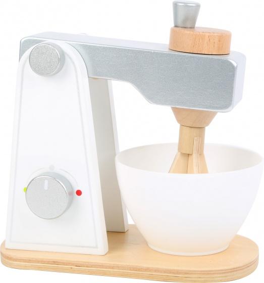 Small Foot houten mixer 24 cm 2 delig