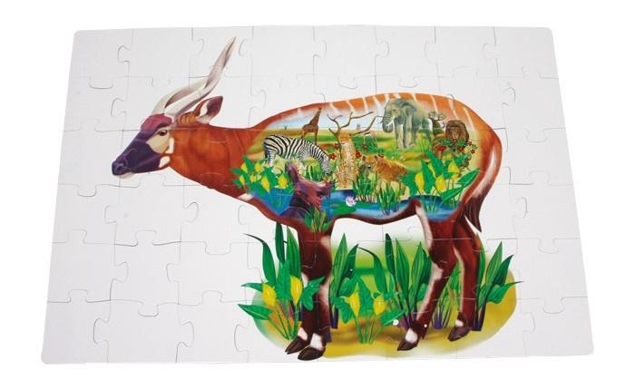 Volledige Woonkamer Set : ... set met de dieren van de savanne. de ...