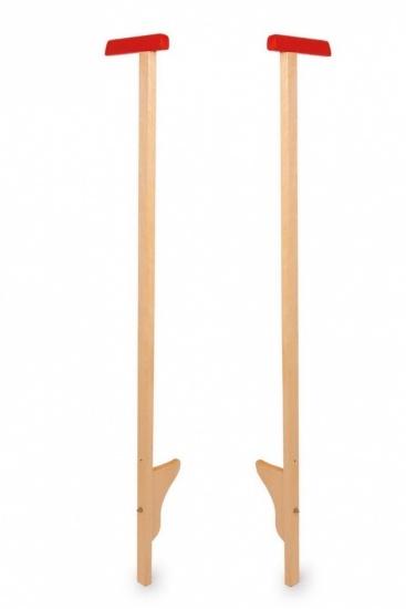 Small Foot Houten Stelten 18 X 118 cm Per Set