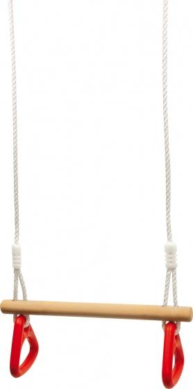 Small Foot Houten trapeze met ringen