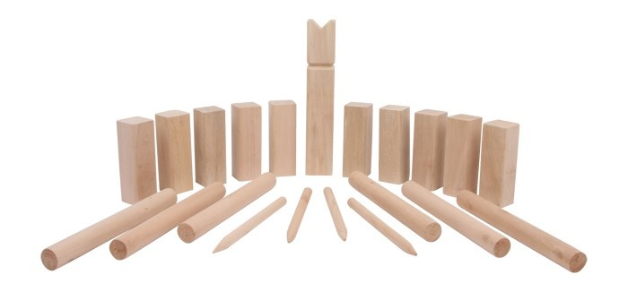 Small Foot Houten Vikingspel Kubb