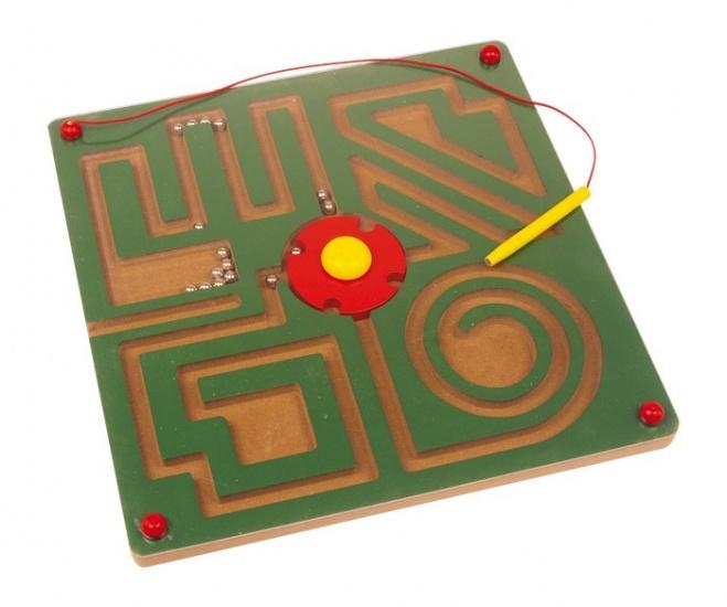 Small Foot Magnetische Doolhof Abstract 29 X 29 X 2,5 cm