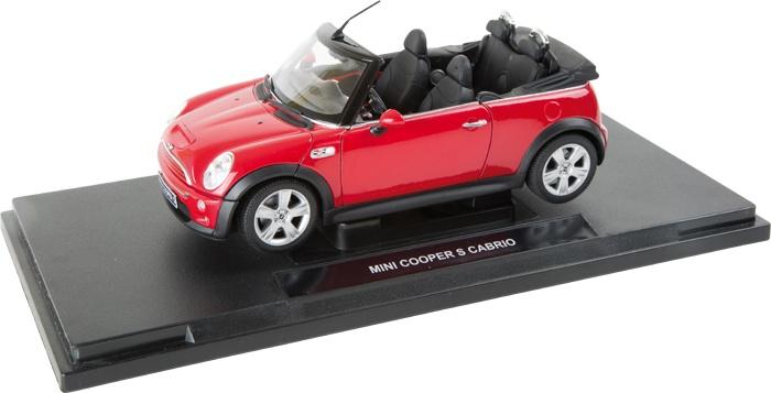 Small Foot Modelauto Mini Cooper S Cabrio