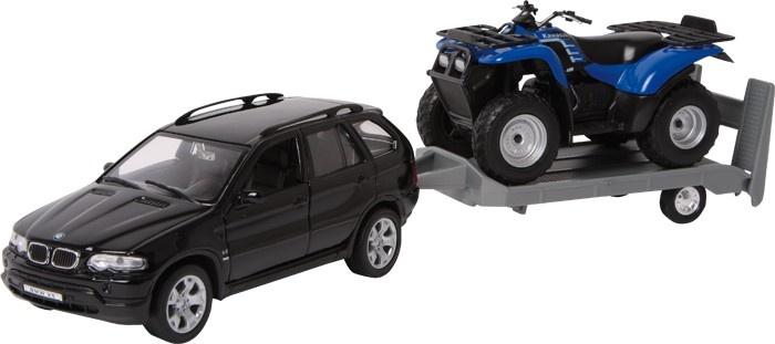 Small Foot Modelauto Off Road Set Metaal/Kunststof