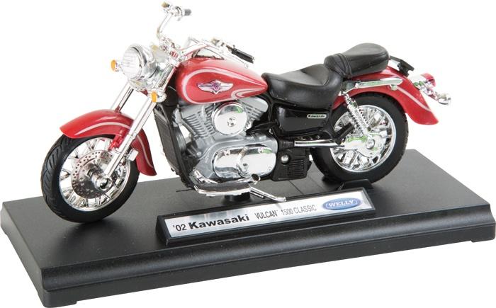 Small Foot modelmotor Kawasaki ´02 Vulcan 1500