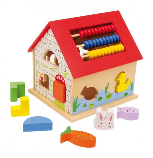 Small Foot Multifunctioneel Huis LEO