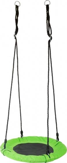 Small Foot Nestschommel groen 62 x 62 cm