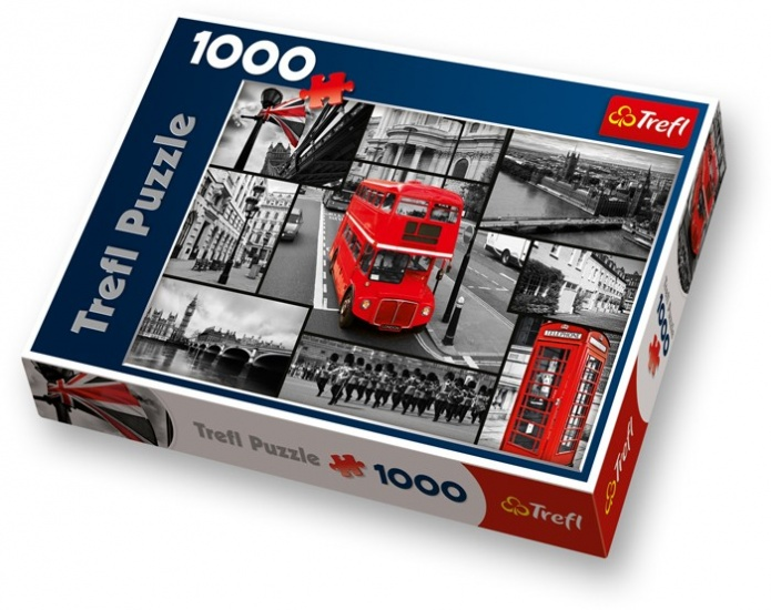 Trefl Puzzel Londen 1000 Delig