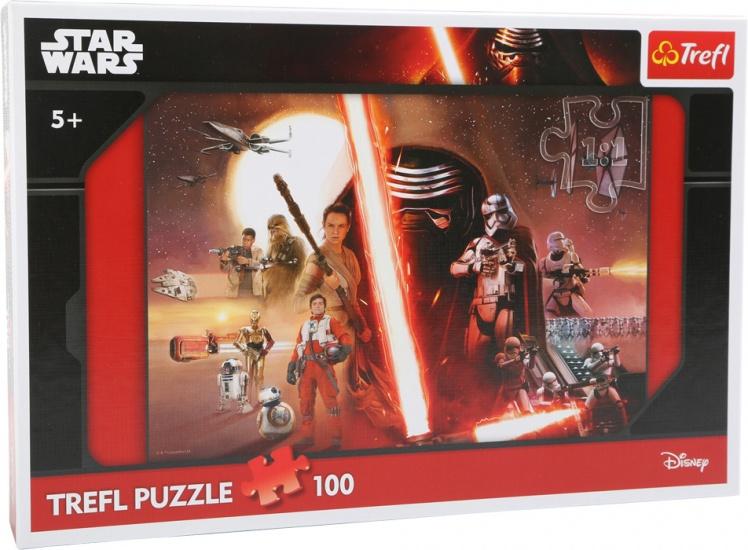 Trefl Star Wars legpuzzel 100 delig