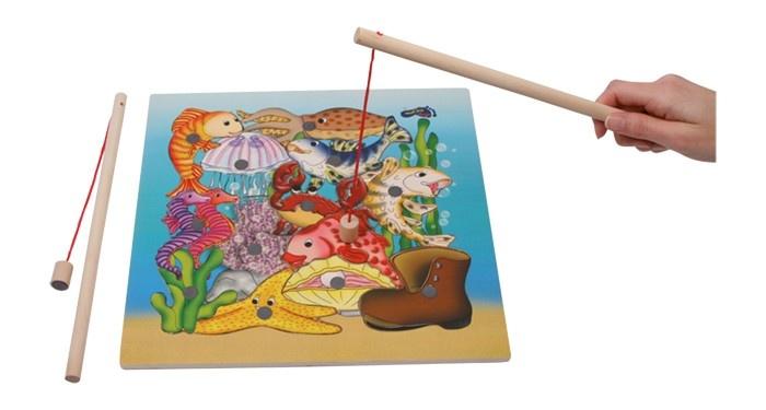 Small Foot Vis Puzzel Aquarium