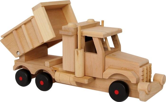 Small Foot Vrachtauto Zandauto