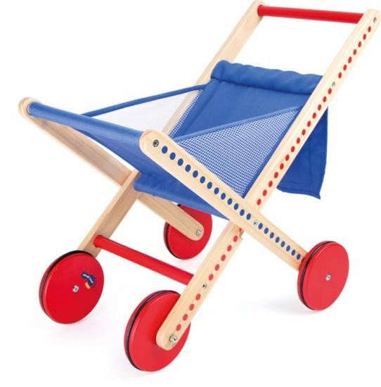 Small Foot winkelwagen hout 60 x 34 x 48 cm