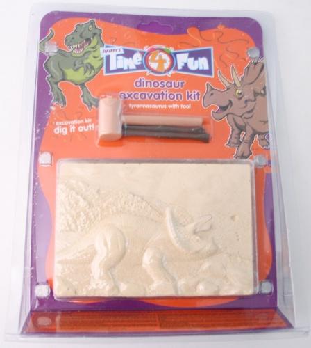 Smiffy Dinosaurus Opgravingsset: Tricerato