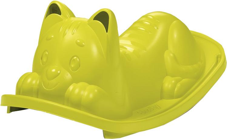 Smoby wip Cat Rocker junior 78 x 35 cm groen