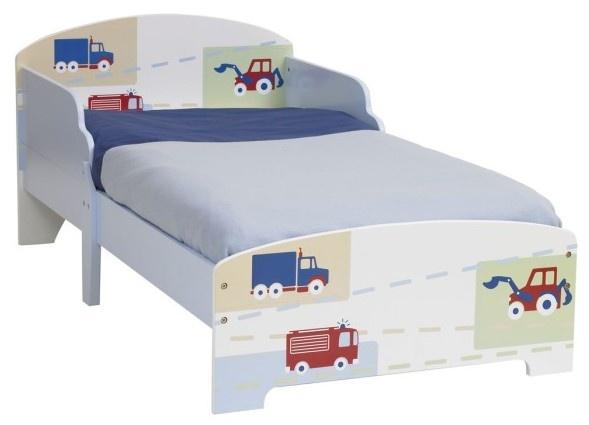 Snuggle Bear Voertuigen BED Peuter 145 X 77 X 59 cm