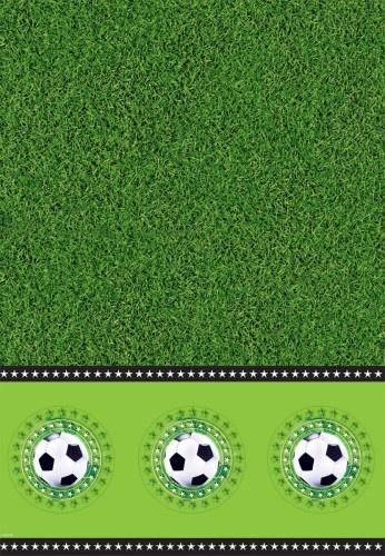 Folat Party Tafelkleed Soccer 130 X 180 cm